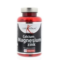 Lucovitaal Calcium magnesium zink (100 tabletten)