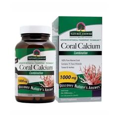 Natures Answer Koraal calcium complex - Coral calcium (90 capsules)