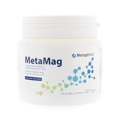 Metagenics Metamag perzik NF (227 gram)