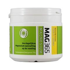 Mag365 Magnesium poeder - exotic lemon (150 gram)