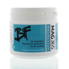 Mag365 Magnesium BF + calcium (210 gram)