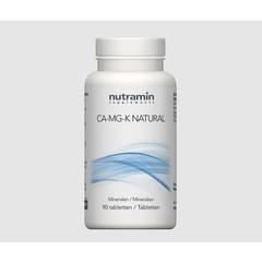 Nutramin NTM Ca Mg K (90 tabletten)