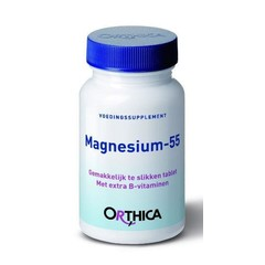 Orthica Magnesium 55 (120 tabletten)