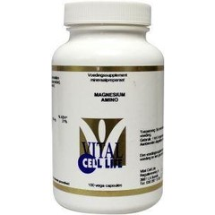 Vital Cell Life Magnesium amino 100 mg (100 vcaps)