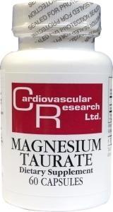 Cardio Vasc Res Cardio Vasc Res Magnesium tauraat (60 capsules)