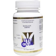 Vital Cell Life Mangaan amino 30 mg (100 capsules)