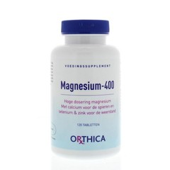 Orthica Magnesium 400 (120 tabletten)