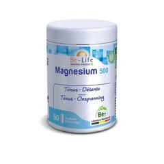 Be-Life Magnesium 500 (50 softgels)