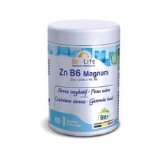 Be-Life Zn B6 magnum (60 softgels)