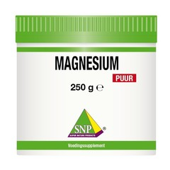 SNP Magnesium citraat poeder (250 gram)
