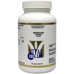 Vital Cell Life Magnesium tauraat plus B6 (100 capsules)