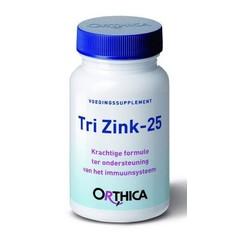 Orthica Tri zink 25 (60 capsules)