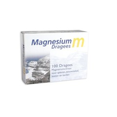 Zinke Magnesium M dragees NZVT 40 mg (100 dragees)