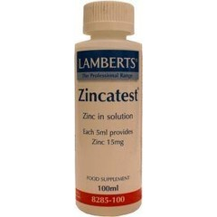 Lamberts Zincatest (100 ml)