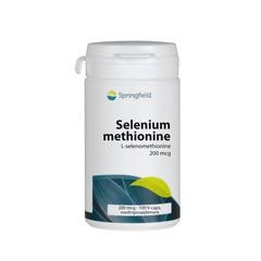 Springfield Selenium methionine 200 (100 capsules)