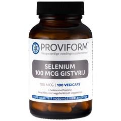 Proviform Selenium 100 mcg gistvrij (100 Vcaps)