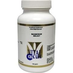 Vital Cell Life Magnesium malaat poeder (100 gram)