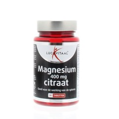 Lucovitaal Magnesium citraat 400 mg (30 tabletten)