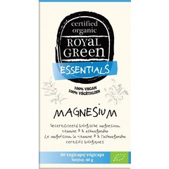 Royal Green Magnesium (60 vcaps)