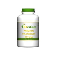 Elvitaal Magnesium 200 mg premium (180 tabletten)