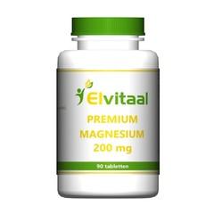 Elvitaal Magnesium 200 mg premium (90 tabletten)
