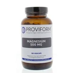 Proviform Magnesium 500 mg (180 vcaps)