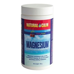 Natural Calm Magnesium cherry (150 gram)