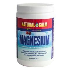 Natural Calm Magnesium cherry (300 gram)