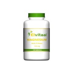 Elvitaal Magnesium (bisglycinaat) 130 mg (180 tabletten)