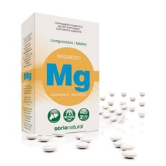 Soria Magnesium retard 187.5 mg (30 tabletten)