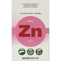 Soria Zink retard 10 mg (48 tabletten)