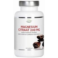 Nutrivian Magnesium citraat 200 mg (200 tabletten)