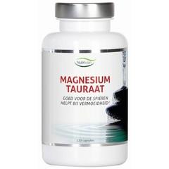 Nutrivian Magnesium tauraat B6 (120 capsules)