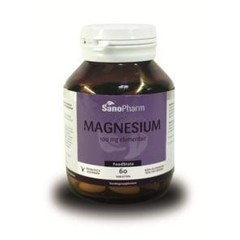 Sanopharm Magnesium 100 mg (60 tabletten)