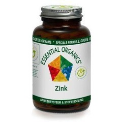 Essential Organ Zink 25 mg (90 tabletten)