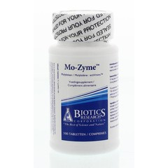 Biotics MO zyme 50 mcg (100 tabletten)