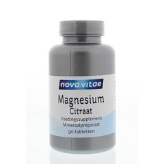 Nova Vitae Magnesium citraat (90 tabletten)