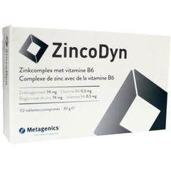 Metagenics Zincodyn (112 tabletten)