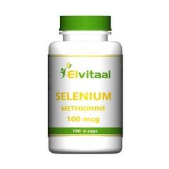Elvitaal Selenium methionine (180 vcaps)