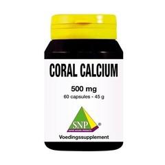 SNP Coral calcium 500 mg (60 capsules)