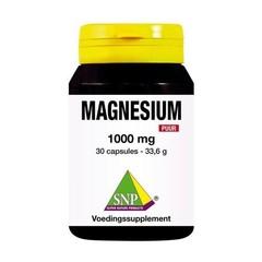 SNP Magnesium 1000 mg puur (30 capsules)