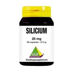 SNP Silicium 25 mg (60 capsules)