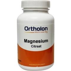 Ortholon Magnesium citraat (120 vcaps)