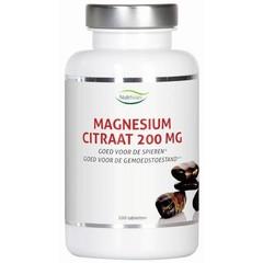 Nutrivian Magnesium citraat 200 mg (100 tabletten)