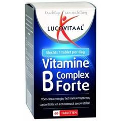 Lucovitaal Vitamine B complex forte (60 tabletten)
