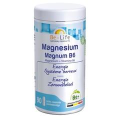 Be-Life Mg magnum & B6 (90 capsules)