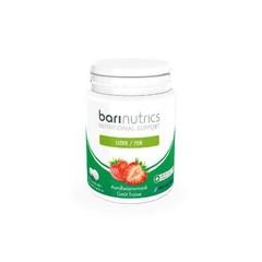 Barinutrics IJzer aardbei (90 tabletten)