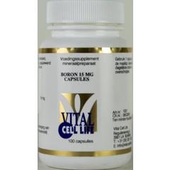 Vital Cell Life Boron 15 mg (100 capsules)