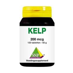 SNP Kelp 200 mcg (120 tabletten)