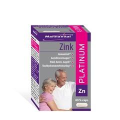 Mannavital Zink platinum (60 vcaps)